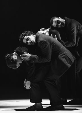 theaterfotografie dansfotograaf Isabelle Beernaert kim vos fotografie
