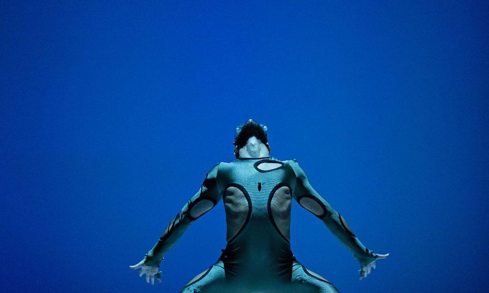 Dansfotograaf dance photographer Kim Vos Fotografie kimvos.com another kind of blue